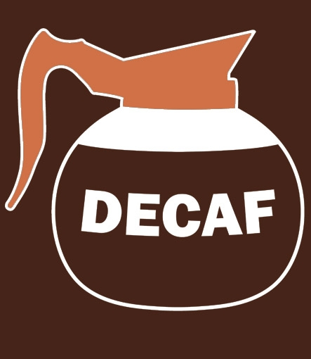 decaffeination of coffee Decaf coffee can taste just as good as regular, but it depends on the process that is used, overall age of the coffee, and how long it been since it was roasted go directly to a roaster, find out what method of decaf is used, make sure it is fresh roasted, and you might have an unbelievably awesome cup of decaf coffee.